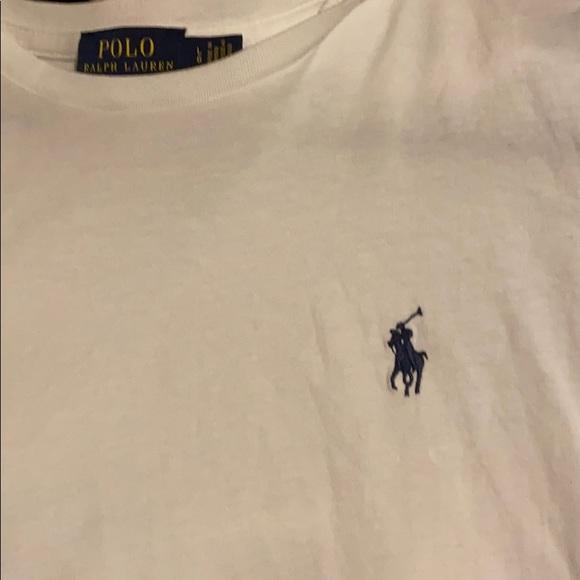 Polo by Ralph Lauren Tops - Ralph Lauren white tee